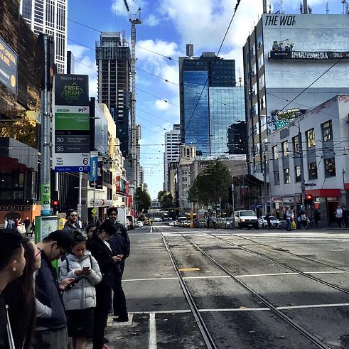 Free City Tram