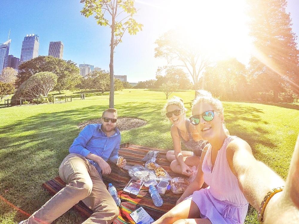 Sydney Royal Botanical Gardens