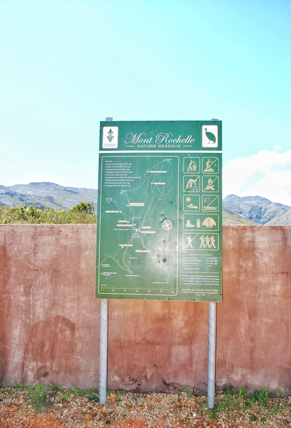 Mont Rochelle Nature Reserve