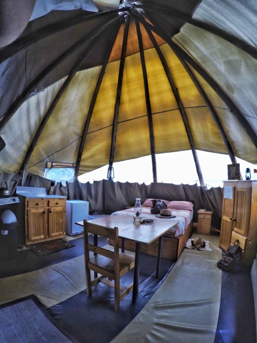 Tipi Bush Camp