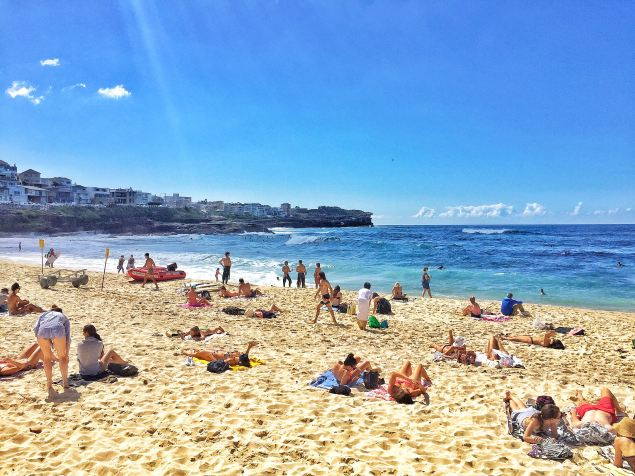 Coogee to Bondi Coastal Walk