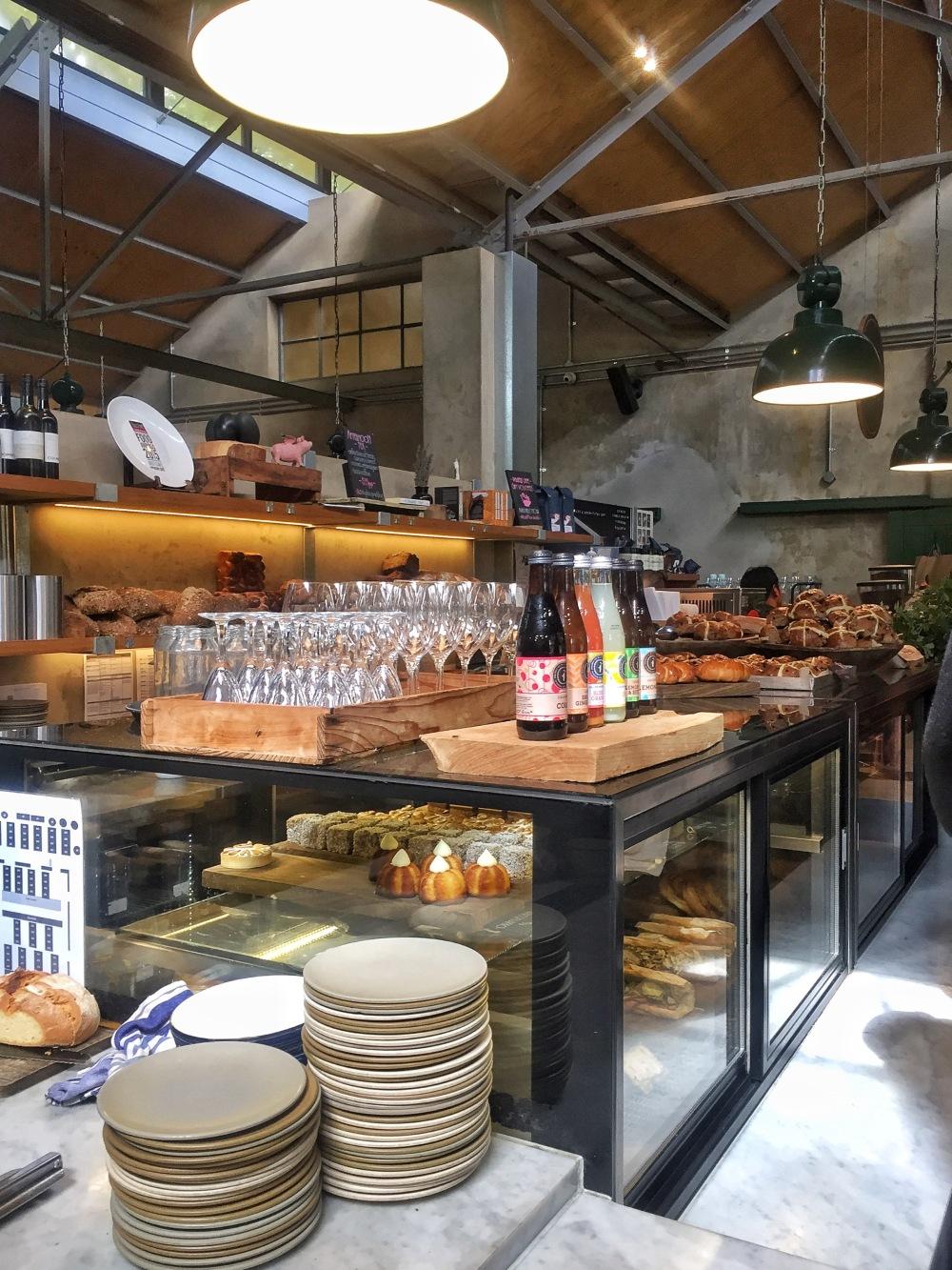 The Piggery Cafe